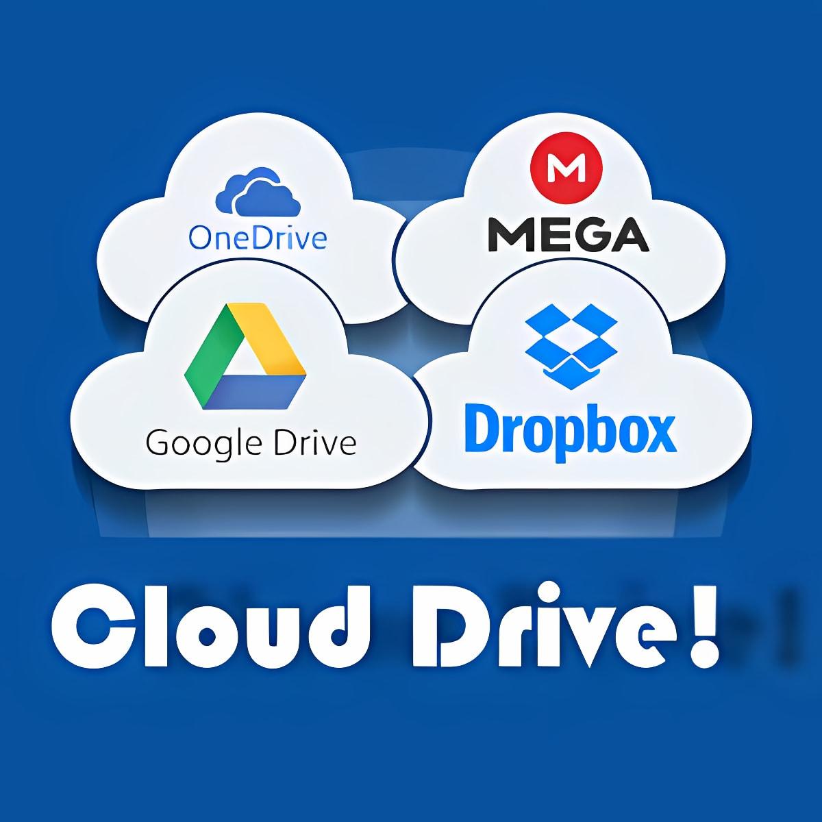 Cloud Drive!