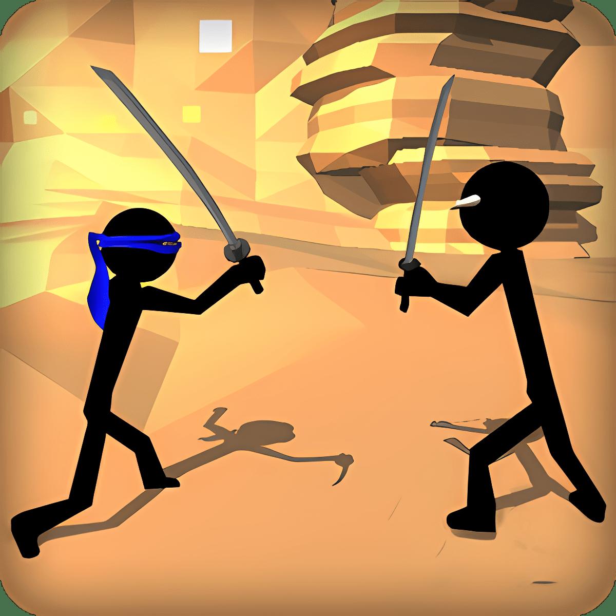 Stickman Ninja Warrior 3D 1.0