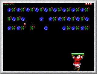 Christmas Breakout Screen Saver