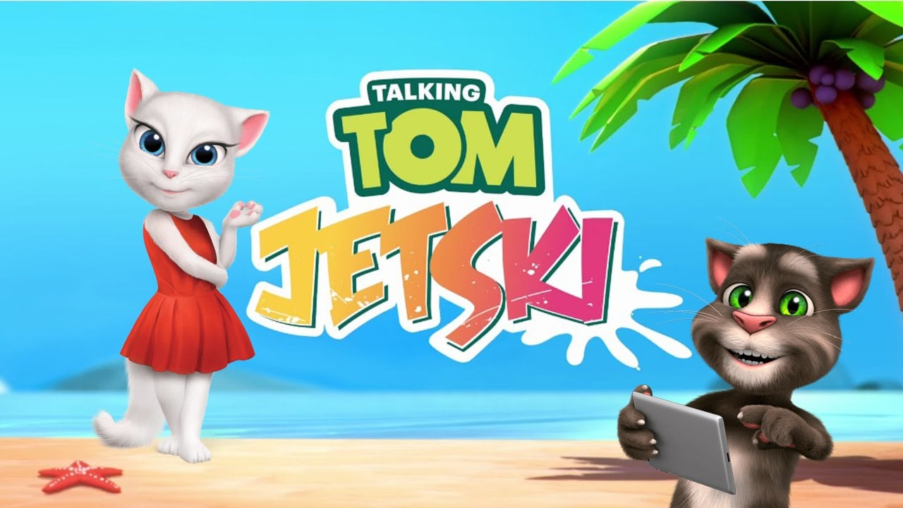 Talking Tom Jetski