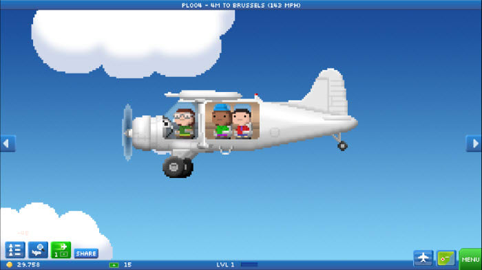 how to get planes in pocket planes