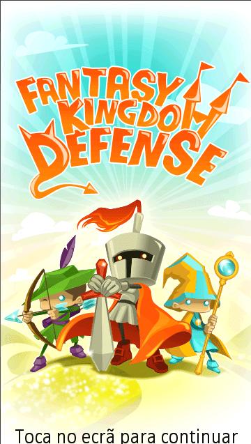 Fantasy Kingdom Defense