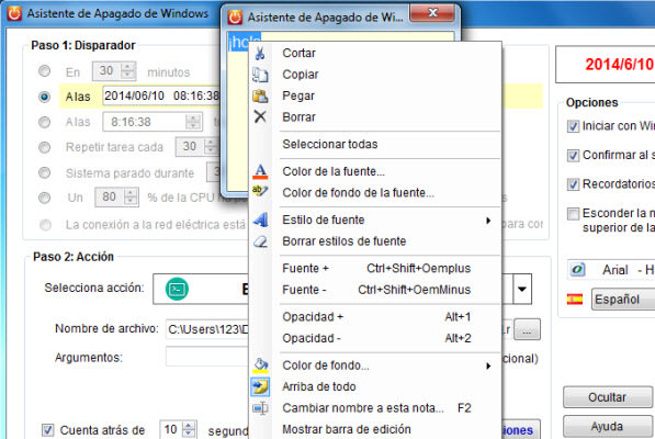 Windows Shutdown Assistant