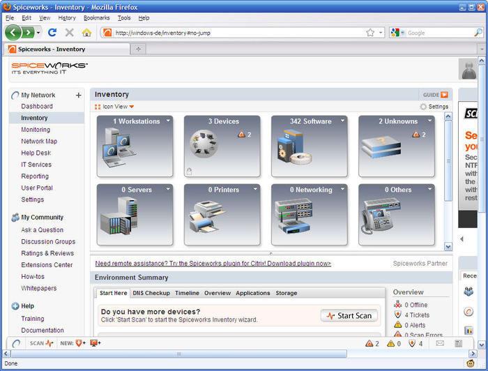 Spiceworks It Management Software Download