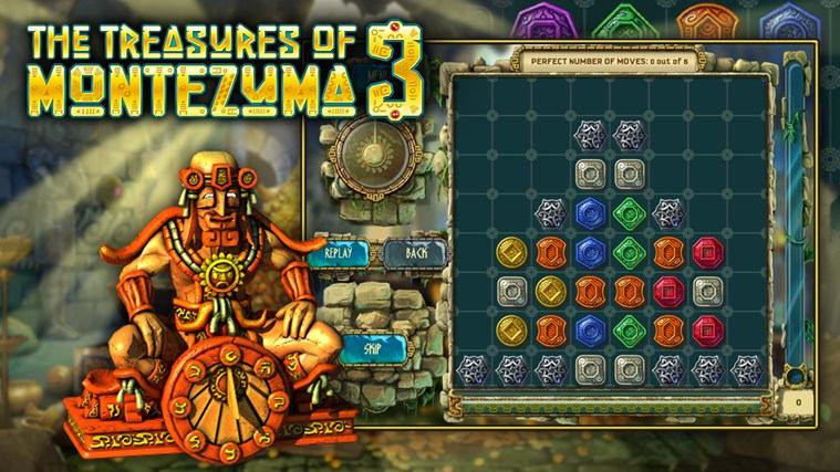 The Treasures of Montezuma 3 für Windows 10
