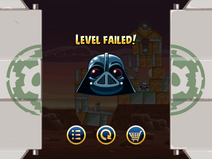 Angry birds space pour android t l charger - Telecharger angry birds star wars gratuit ...