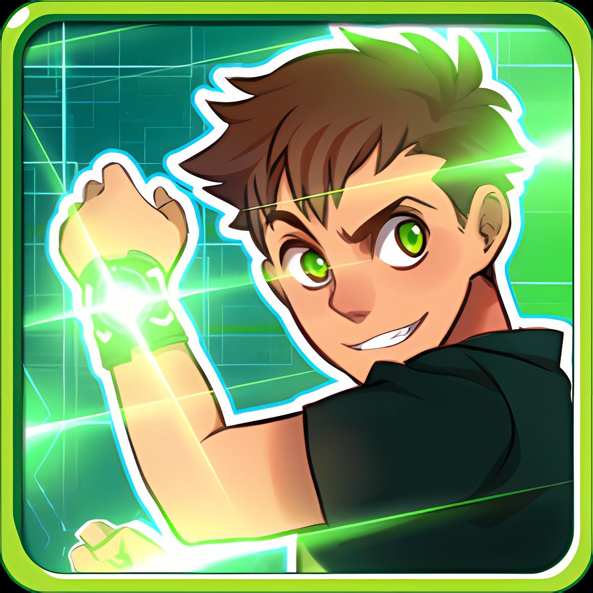 Hero Ben-Transform Time Runner 1.0