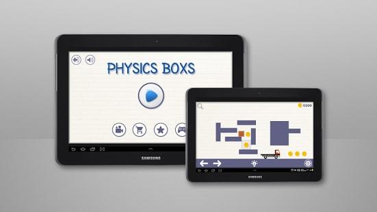 Brain On! Physics Boxs Puzzles