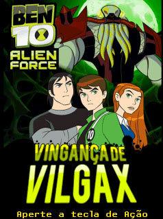 Ben 10: Vingança de Vilgax