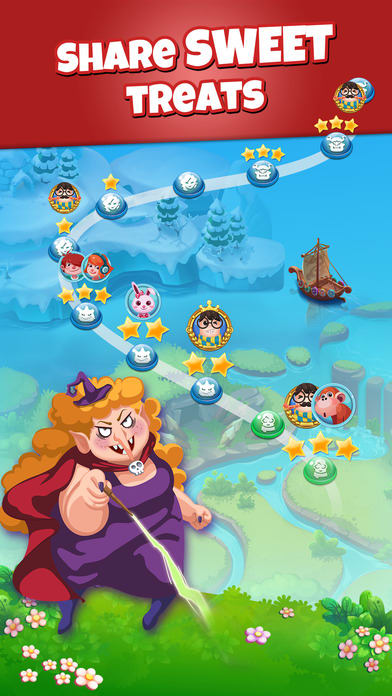 Jelly Blast: New Exciting Match 3