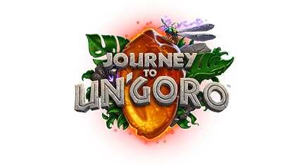 Journey to Un'Goro - Hearthstone card packs