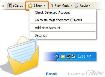 Crawler Email Notifier