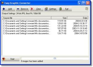 Easy Graphic Converter