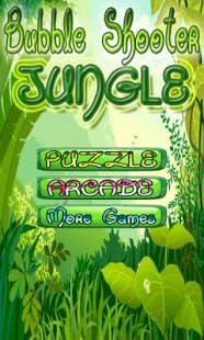 Bubble Shooter Jungle