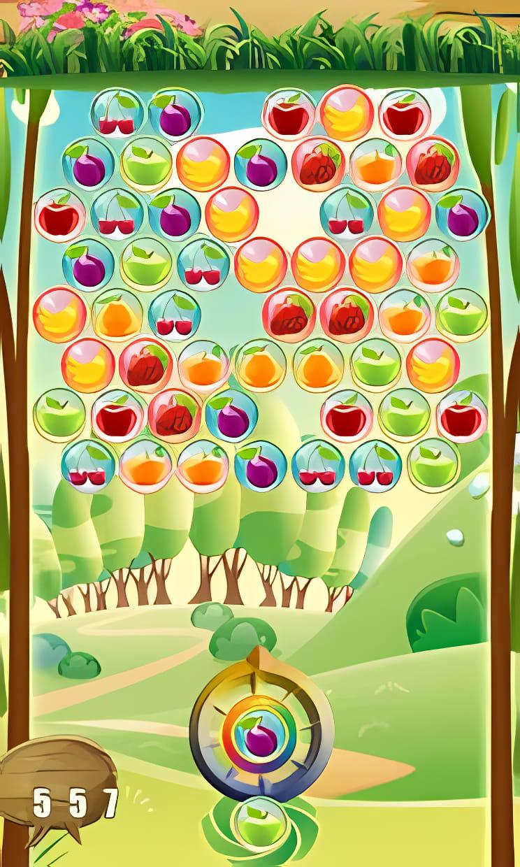 Fruits Bubble Shooter
