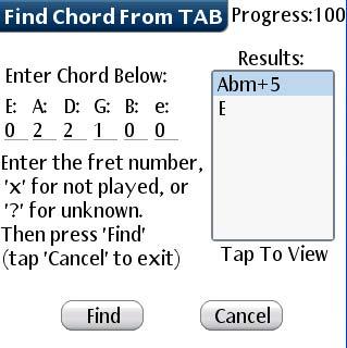 ChordDB