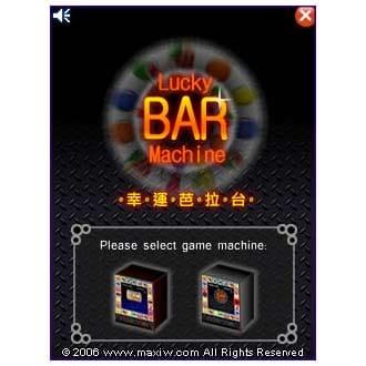 Lucky Bar Machine