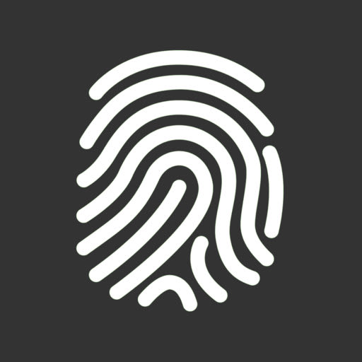 Fingerprint Password: Touch Key login & apps lock