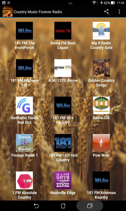 Country Music Forever Radio