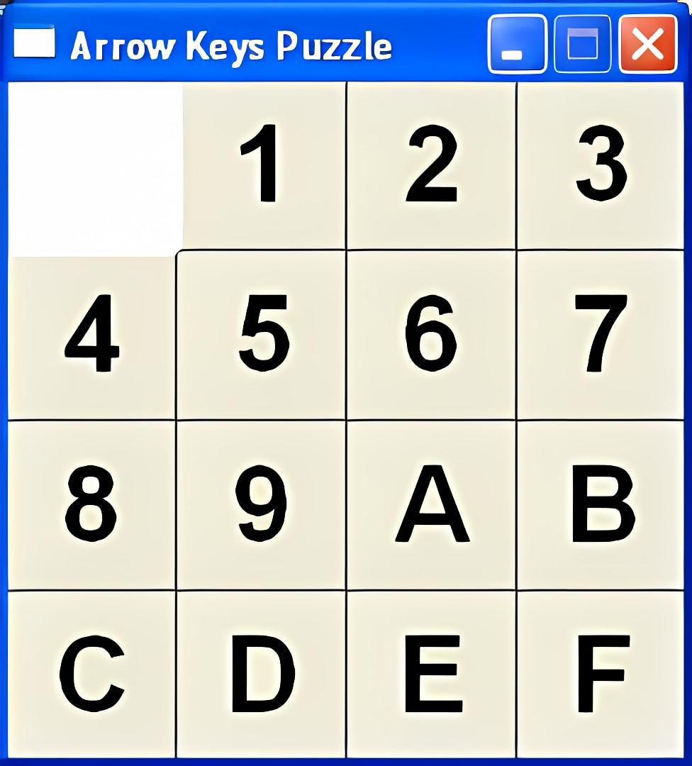 Jmcox Puzzle