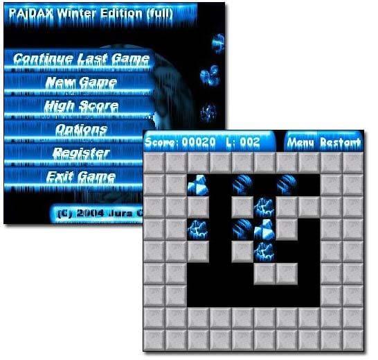PAjDAX Winter Edition