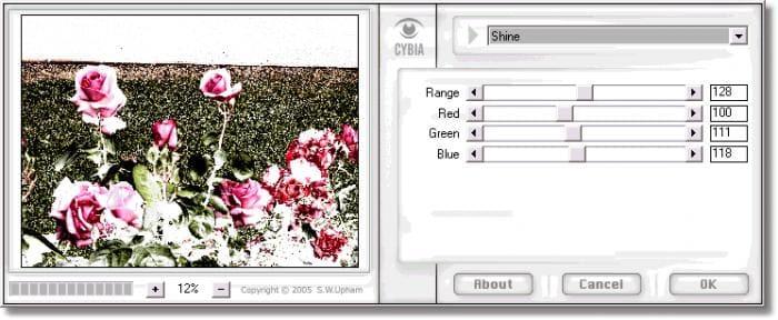 EdgeWorks Photoshop Plug-in
