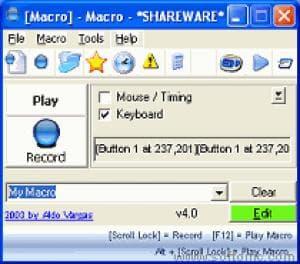 Aldo's Macro Recorder