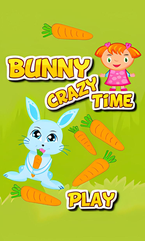 Funny Bunny Crazy Time