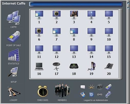 Internet Caffe