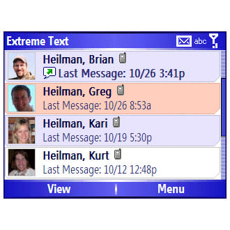 Extreme Text