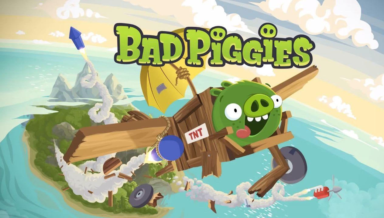 Bad Piggies HD Free