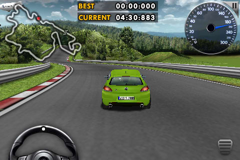 Volkswagen Scirocco R 24H Challenge