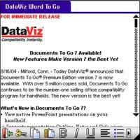 Documents To Go Premium