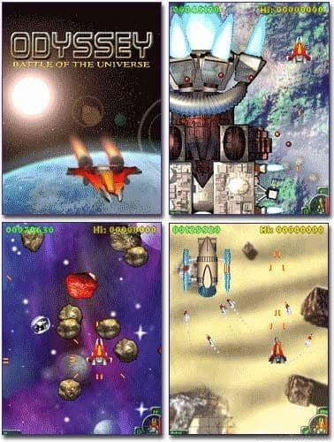 Odyssey, Battle Of The Universe