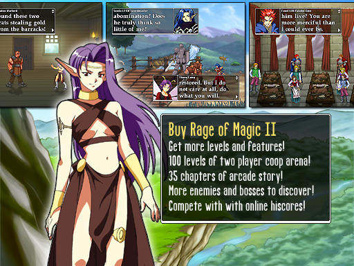Rage of Magic