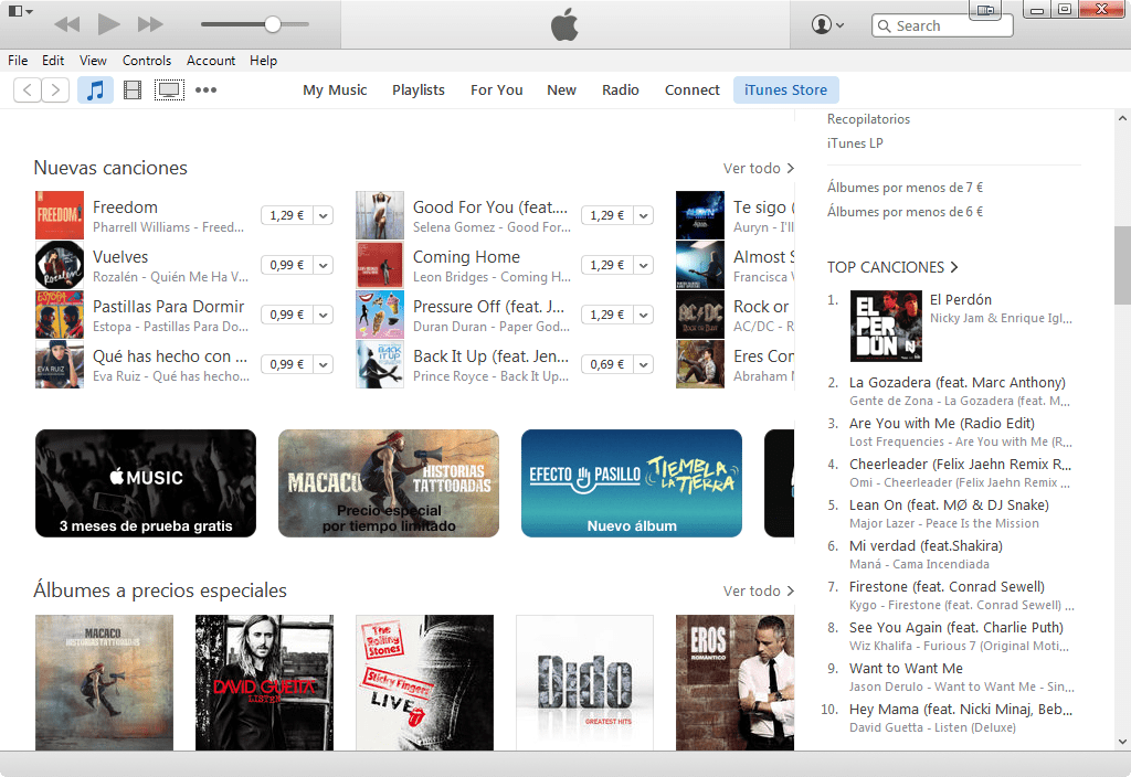 how to download music to itunes on mac