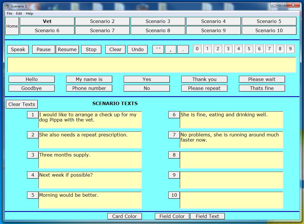 HyperNext Talker