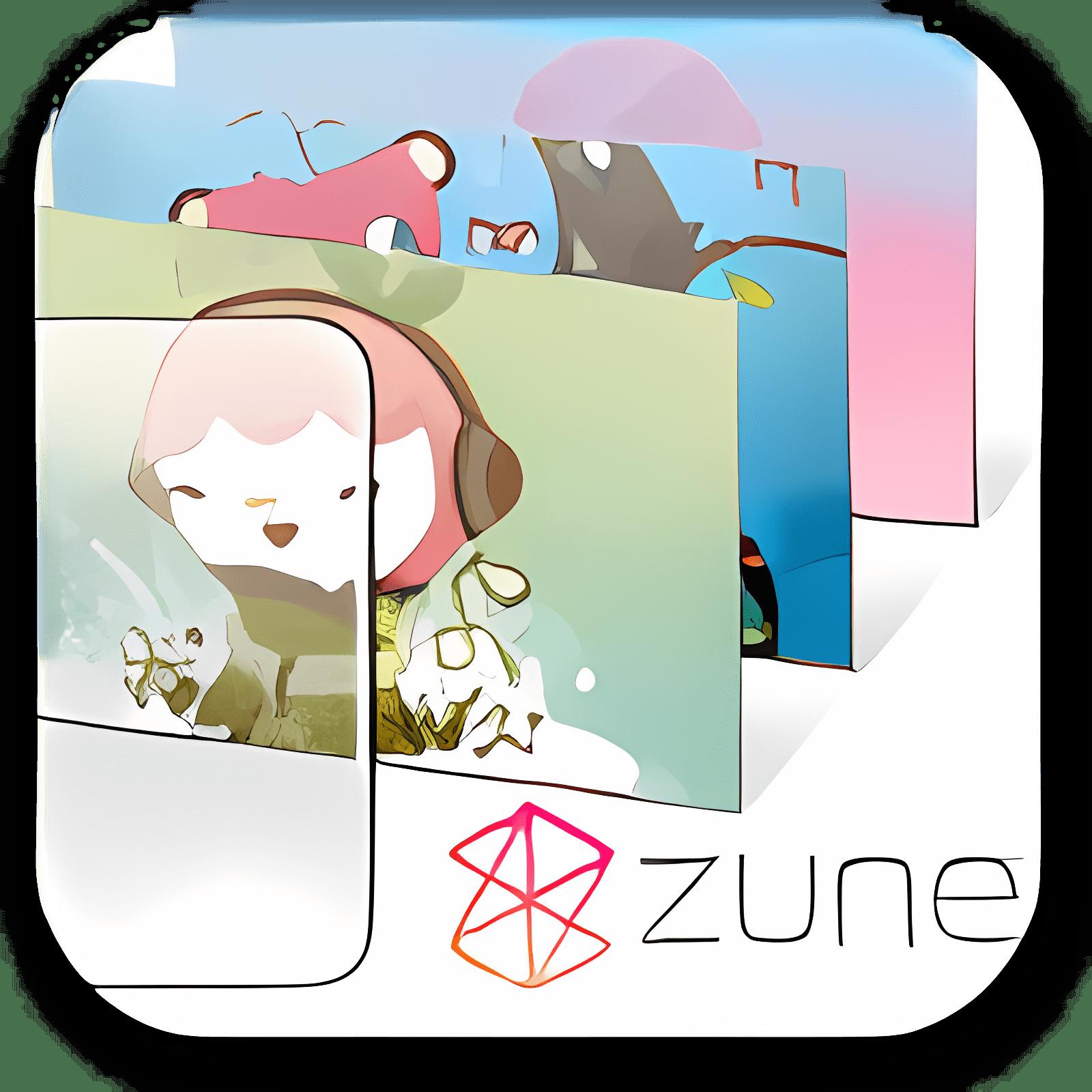 Thème Zune pour Windows 7