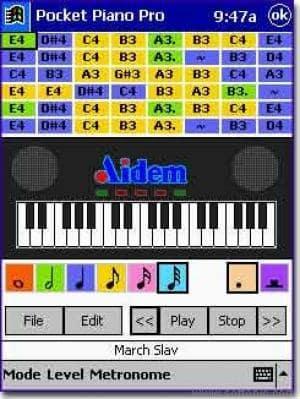Pocket Piano Pro