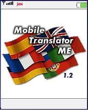 Mobile Translator ME Englisch-Deutsch