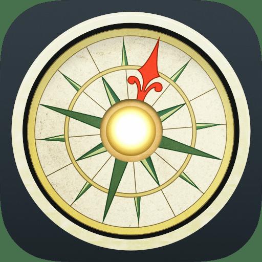 Magic Compass - Pirates Adventure