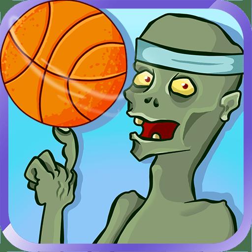 Zombie Basketball - Summer Sport Ready