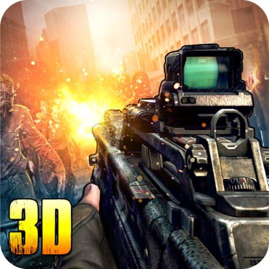 Zombie Frontier 3 – Top Zombie Shooting Game