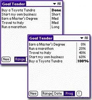 Goal Tender