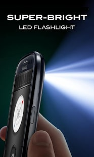 Super-Flashlight LED Torch