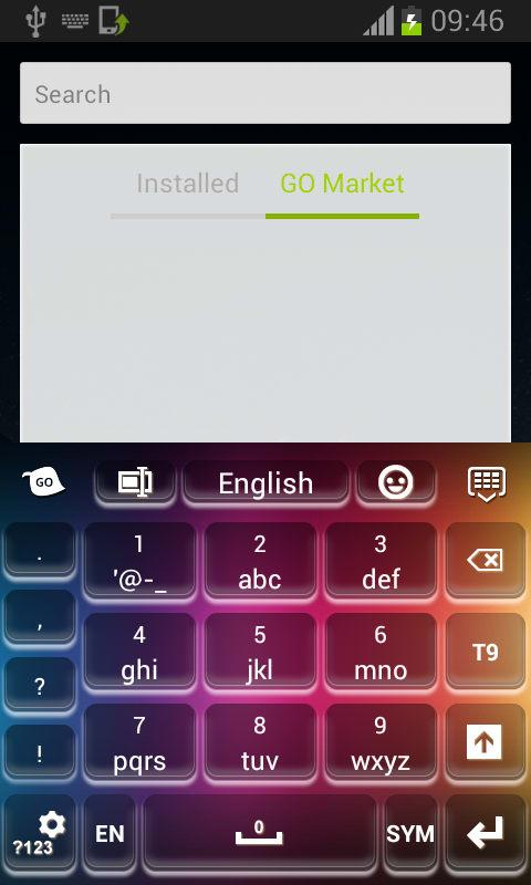 Keyboard Super Color