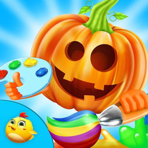 Halloween Paint For Kids