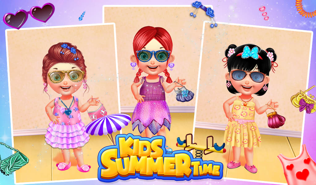 Kids Summer Time
