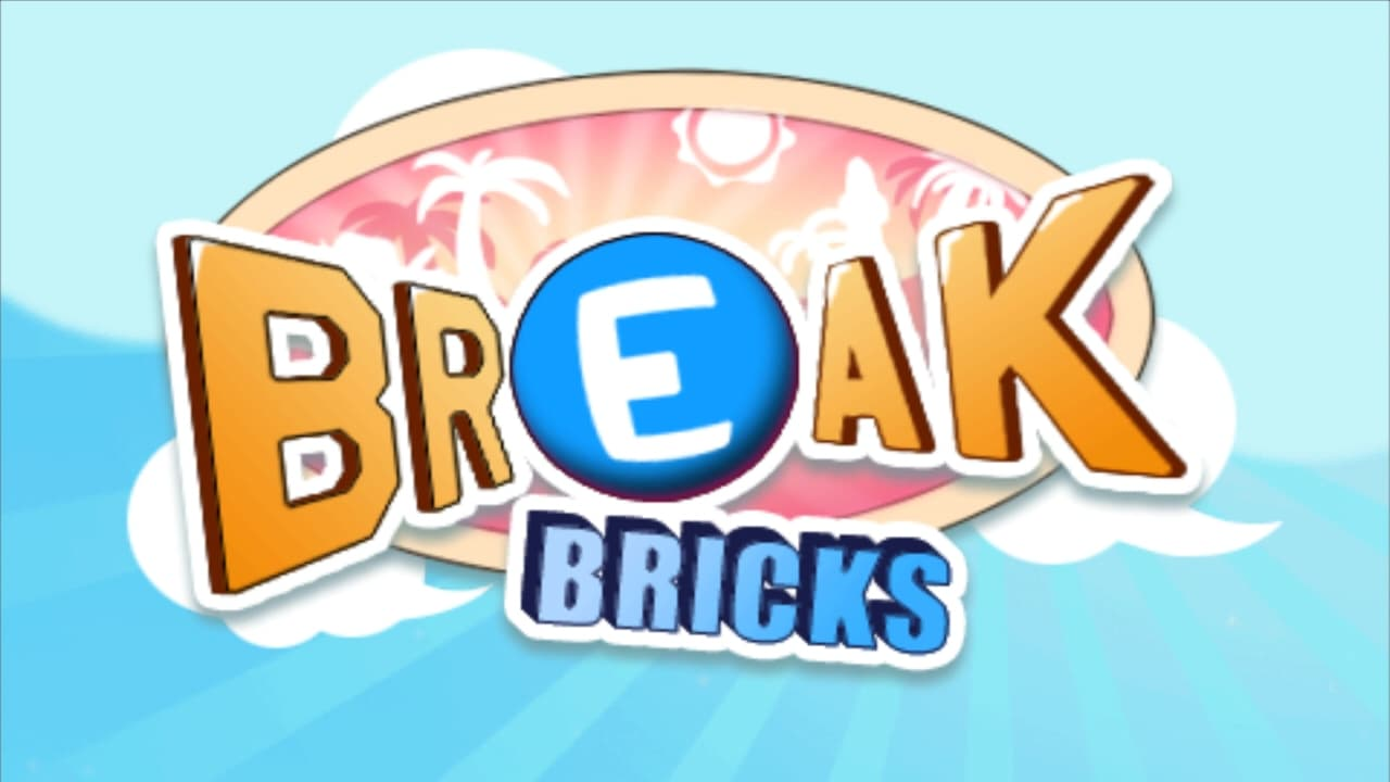how to break a brick
