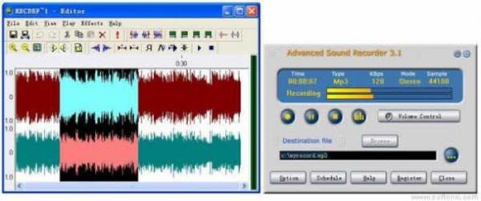 Advanced Sound Recorder